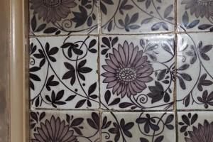 Ballroom tiles Asters 4 (PT)