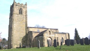 There are many Sale and Beaumont family members buried in the church and churchyard of St Wilfrid.